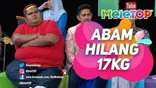 Abam kurang 17KG cerita Hantu Rumah Sakit Jiwa | Dato' Fizz Fairuz, Abam Bocey & Sharifah Sakinah