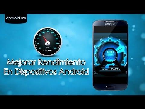 Mejorar - Optimizar Rendimiento (Android) (Root)