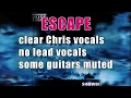 Muse - Escape with clear Chris vocals