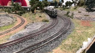 Märklin trains: Re 6/6 & Re 4/4 SBB
