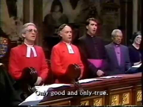 Westminster Abbey - All My Hope on God is Founded Video