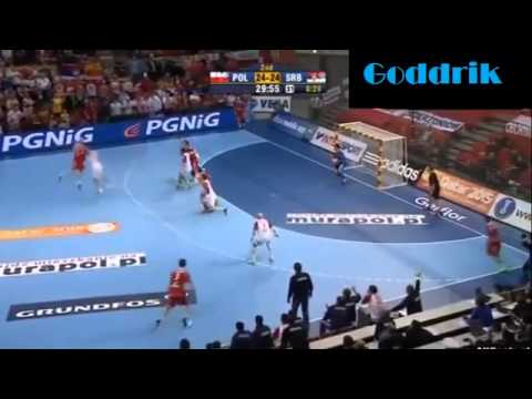 Piłka Ręczna MŚ 2013 Polska-Serbia-ostatnia Akcja