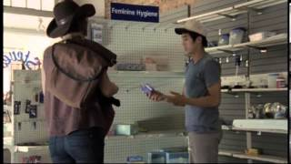Glenn and Maggie Pharmacy (The Walking Dead)