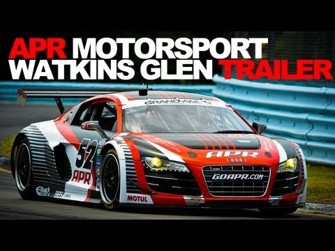 Trailer: APR Motorsport R8 Grand-AM Development