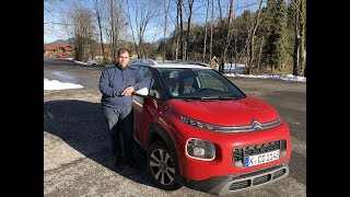 Citroen C3 AIRCROSS PureTech 110 EAT6 im Test & POV by UbiTestet