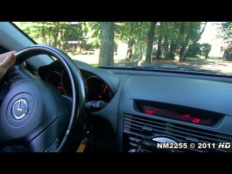 Modified Mazda RX-8 OnBoard - LOUD SOUND