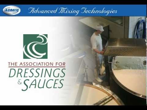 Admix: Dressings, Sauces & Condiments Processing