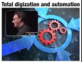 The inevitable digitization and automation of everything (Futurist Speaker Gerd Leonhard)