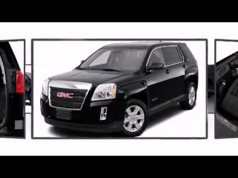 2013 GMC Terrain Video