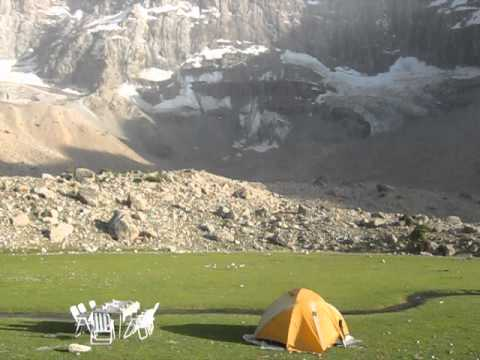 Tajikistan Fann Mountains trek  Campsite Day 8  KE Adventure Travel