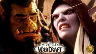 Thrall, Jaina & Saurfang Save Baine - All Cinematics [8.2 WoW BFA: Rise of Azshara]