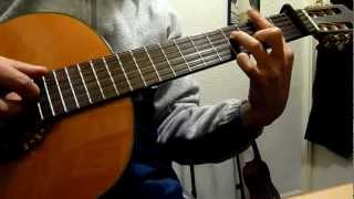 God Will Make A Way (Don Moen) - guitar cover