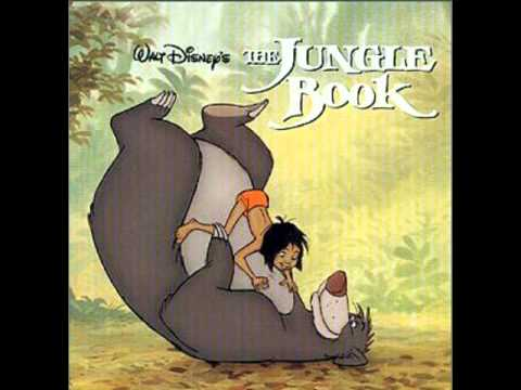 Misc Cartoons - The Jungle Book - Thats What Friends Are For
