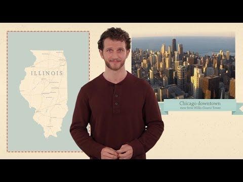 Illinois - Visit the 50 States