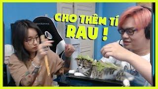 Tik Làm Thịt Mèo Ngay Trên Stream - Tik Talk Show !