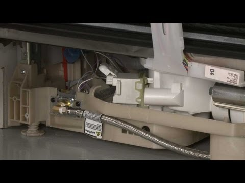Drain Pump - Bosch Dishwasher