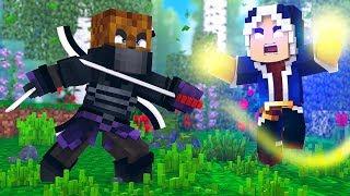 Minecraft Wizards VS Ninja *Wizards Mod* - Minecraft Modded Minigame