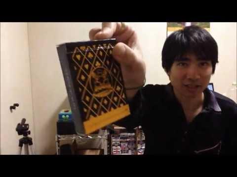 #7 トランプ紹介(Introduce of cards) MASSA