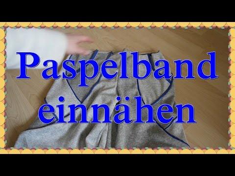 DIY Halssocke Nähen - Nähen Für Anfänger - Mit Schnittmuster Ideen ...