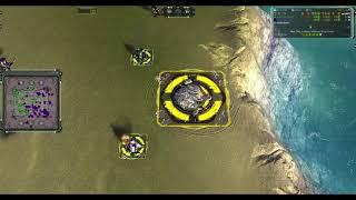 Zlo vs Blinchik - 1v1 Blitz Tournament - Supreme Commander: Forged Alliance Forever
