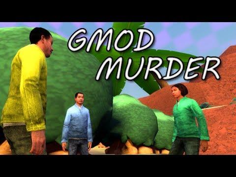 EVIL TWIN! (Garry's Mod Murder)