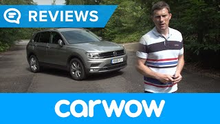 Volkswagen Tiguan SUV 2017 review | Mat Watson Reviews
