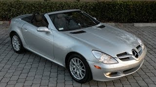 2006 Mercedes-Benz SLK-Class SLK280 - for sale in Fort Myers, FL