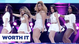 Fifth Harmony Worth It Summertime Ball 2015