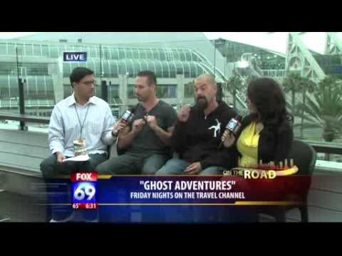 Nick & Aaron Get interviewed at Fox 5 News San Diego