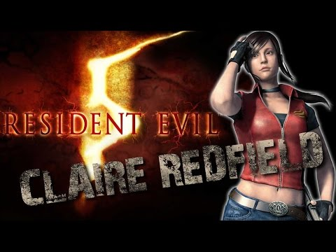 Resident Evil 5 PC - Play as Claire Redfield