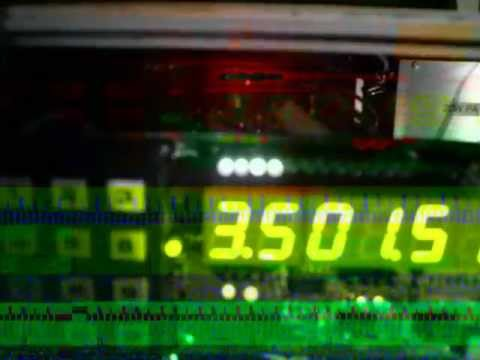 A45XR on 3501,5 KHz CW 18.02.2013 21:39 UTC by DL2JTE