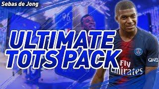 FIFA 19 GEGARANDEERDE ULTIMATE TOTS PAKKETTEN OPENEN!! #2 Sebas de Jong AlleenMaarGezelligheid