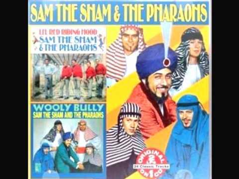 Sam The Sham And The Pharaohs - Haunted House