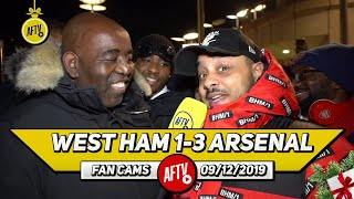 West Ham 1-3 Arsenal | Pepe Had Hella Presence Blud! (Troopz)