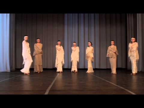 Театр моды «Имидж от Анастасии» Боровичи 2015
