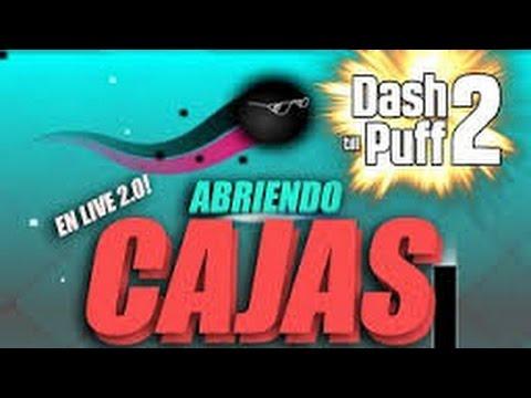 ABRIENDO CAJAS EN DASH TILL PUFF 2!! - EN LIVE 2.0!! #2 - ItsCarlosCraft