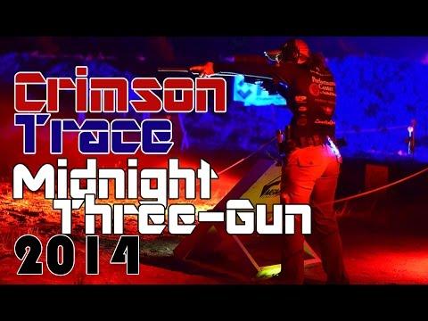 Crimson Trace Midnight 3-gun invitational 2014 highlights