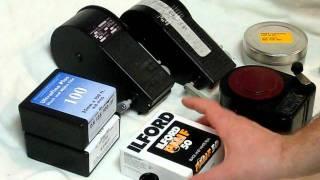 Bulk Loading Film Video 1 of 2