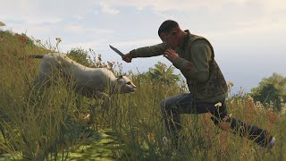 EXTREME HUNTING (GTA 5 PC Funny Moments)