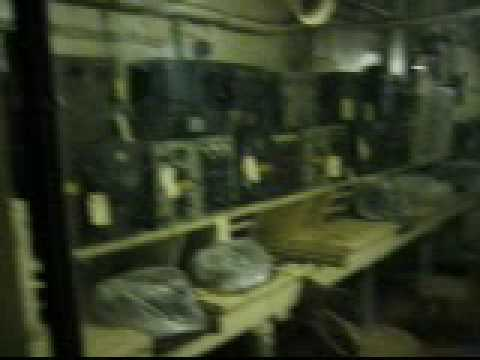 Battleship Texas, part 3, below deck