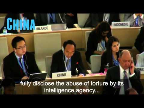 """""""Human rights"""" @ UN: Iran, North Korea lecture the U.S."""