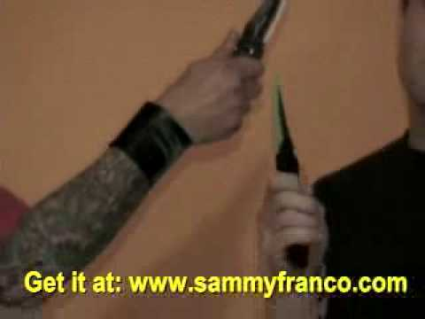 Knife Fighting: Sammy Franco's War Blade Program Image 1