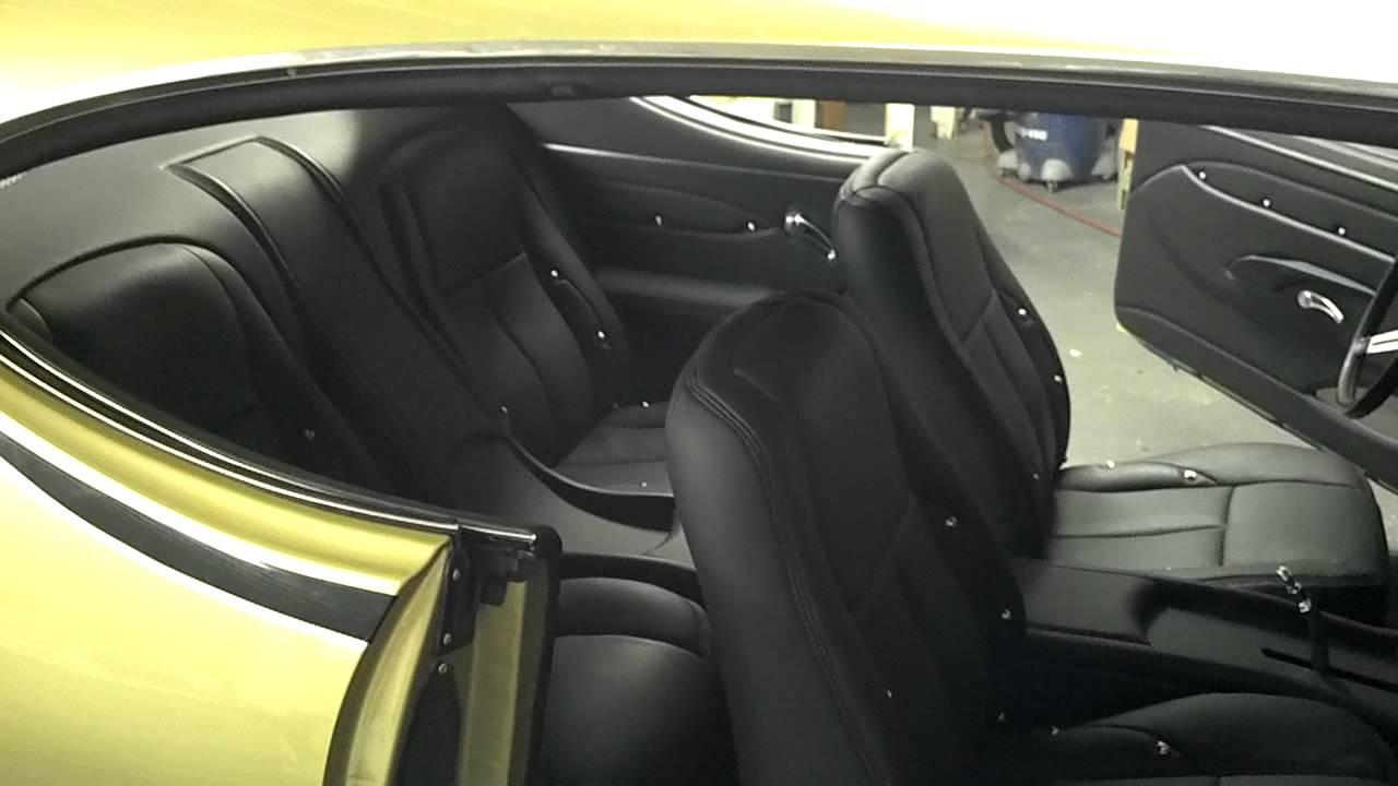 Custom 69 Olds Cutlass Interior By Luna Youtube