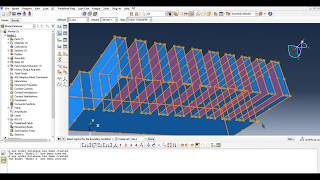 Heat Transfer Analysis 3D - Abaqus CAE