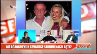 Ali Ağaoğlu'nun sevgilisinden küstah açıklama