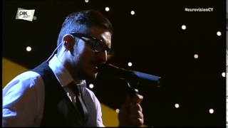 Eurovision 2015 Zypern: Giannis Karagiannis - One Thing I Should Have Done