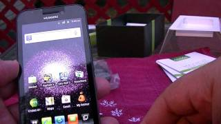 Huawei Mercury - Cricket Unboxing