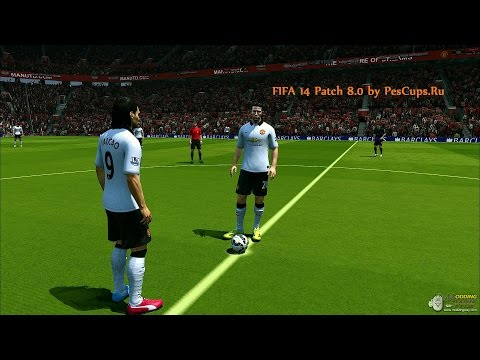 FIFA 14 Патч 8.0 by PesCups.Ru + Ultra 5.0 +Трансферы 14/15 Обзор мода. Гд