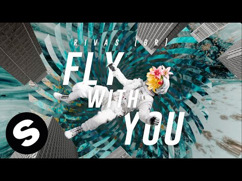 Rivas (BR) - Fly With You (Official Lyric Video)