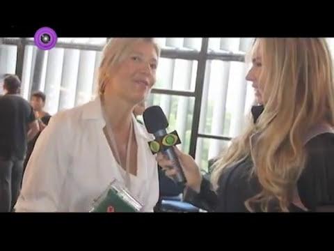Donata Meirelles Diretora de estilo da revista Vogue Brasil no Programa Mundo Fashion, assista!